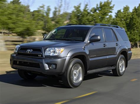 how cars engines work 2009 toyota 4runner auto manual toyota 4runner specs photos 2003 2004 2005 2006 2007 2008 2009 autoevolution