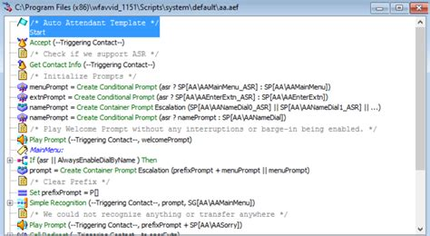 auto attendant script template auto attendant script template image collections
