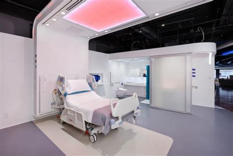Ideas For Bathroom Walls Patient Rooms As A Space For Recovery A Review On