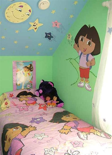 dora the explorer bedroom dora bedroom decorations rooms decorating ideas dora