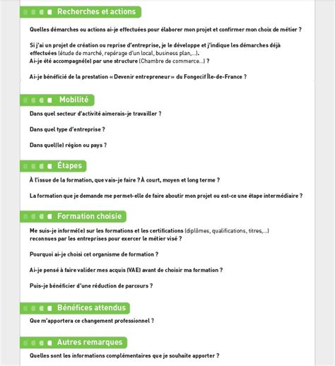 Lettre De Recommandation Fongecif Demande De Prise En Charge Cif Au Fongecif Reconversion En P 226 Tisserie