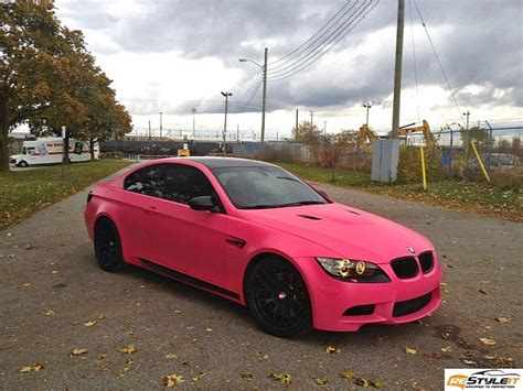matte black and pink bmw lil pinki s e92 335d velvet purple engine problems