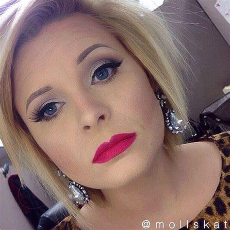 Hair Mascara Maskara Rambut Original mac all fired up lipstick makeup ideas