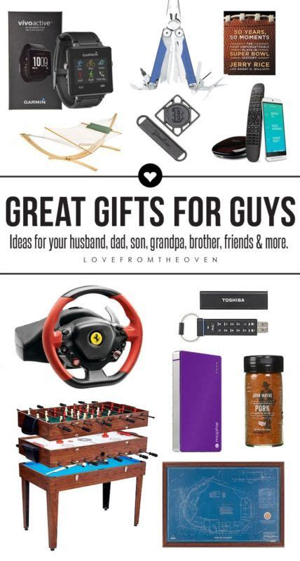 great gift ideas gift ideas that guys will dads s day and