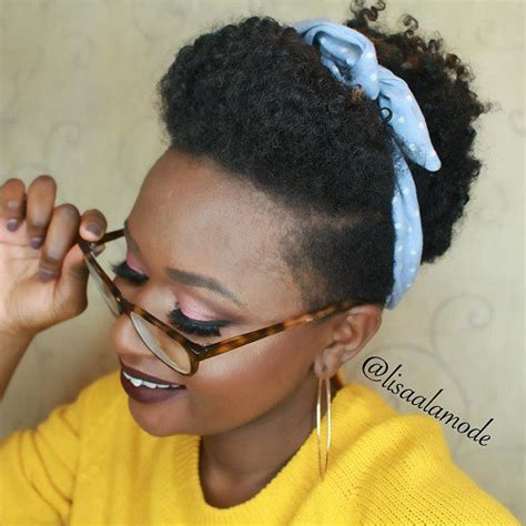 Scarf Black Hairstyles For Hair by 75 Most Inspiring Hairstyles For Hair In 2017