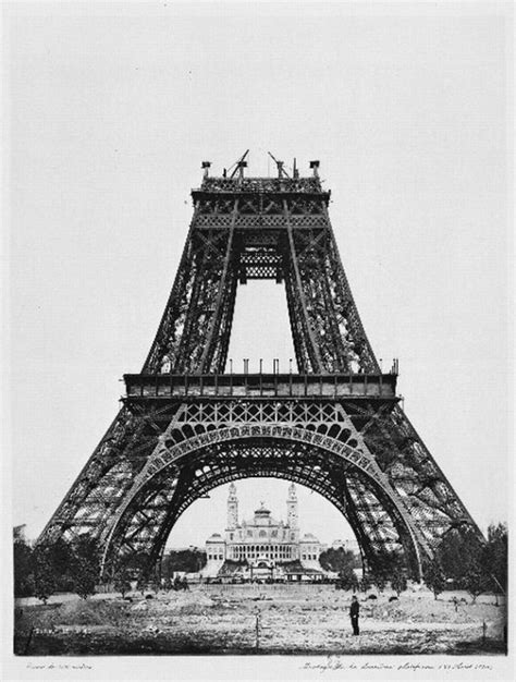 who designed the eiffel tower how to build the eiffel tower 18 pics