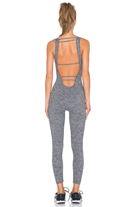 Jumpsuit Greya lyst koral jet jumpsuit in gray