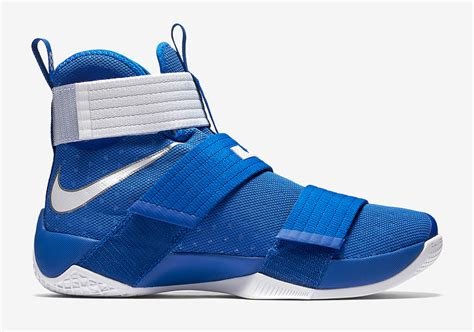of kentucky basketball shoes nike lebron soldier 10 844380 601 844380 402 sneakernews