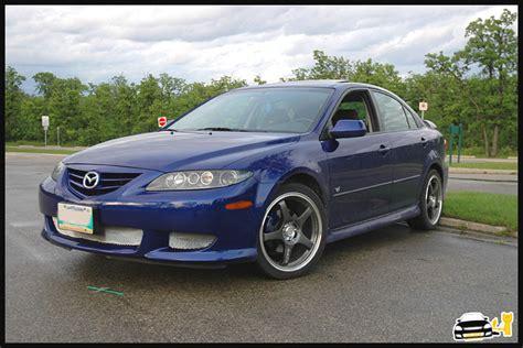 2004 mazda 6 horsepower 2004 mazda 6 s 1 4 mile trap speeds 0 60 dragtimes