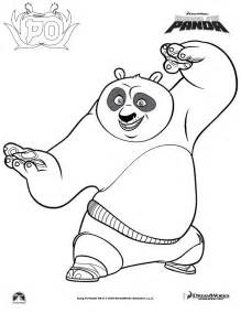 panda coloring pages kung fu panda coloring page coloring home