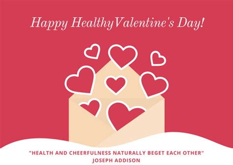 Joseph Valentines Day Card Template by Health And Cheerfulness Naturally Beget Each Other