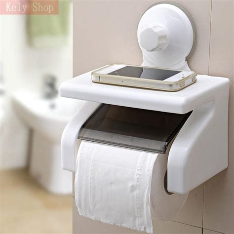 Bathroom Toilet Paper Storage Roll Box Bathroom Tissue Box Toilet Paper Box Waterproof Paper Towel Holder Health
