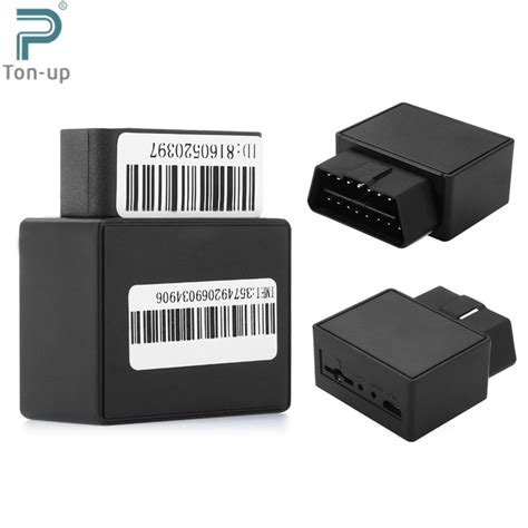 Gps Tracker Auto Obd by Obd Auto Car Gps Tracker Sms Gps Gsm Real Time Tracking