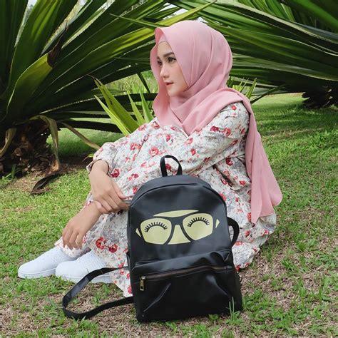 Jilbab Instan Perempuan Khimar Kerudung Wanita Muslimah grosir instan murah di pemalang jilbab instan