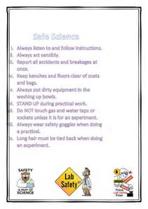 Science lab safety rules by wheeler6 teaching resources tes