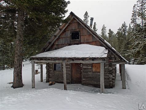 Snowmobile Cabin by Overnight Stay At Warm Springs Cabin And Snowmobiling To