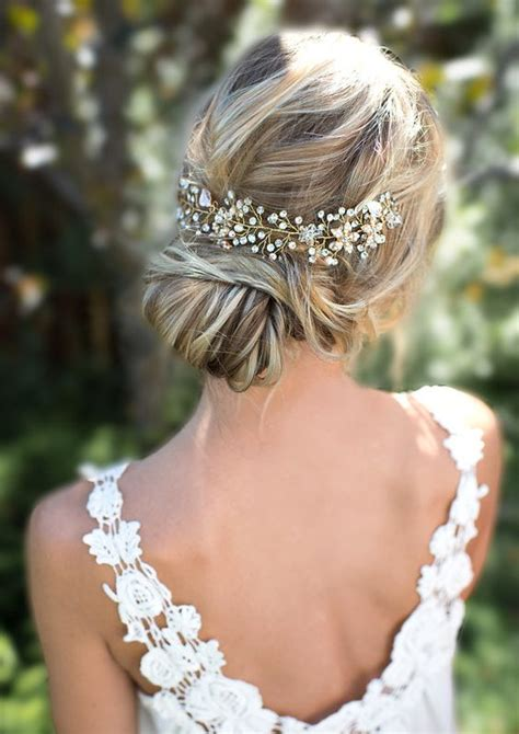 Hair Accessories For Wedding Updos by 200 Bridal Wedding Hairstyles For Hair That Will