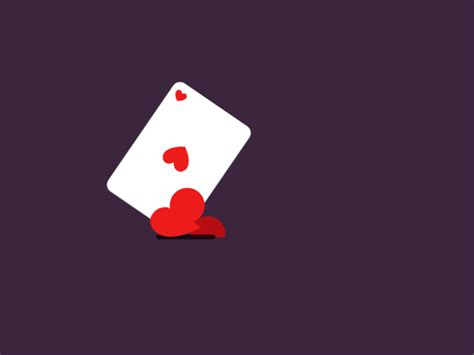 card animation template aces gif by tony pinkevych dribbble