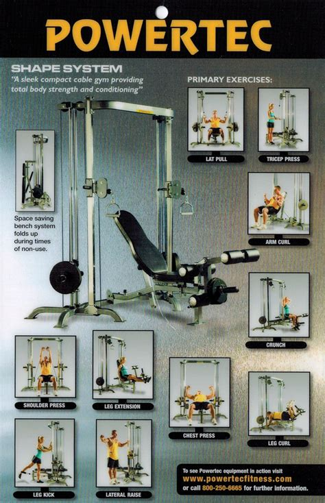 powertec shape system bodybuilding forums