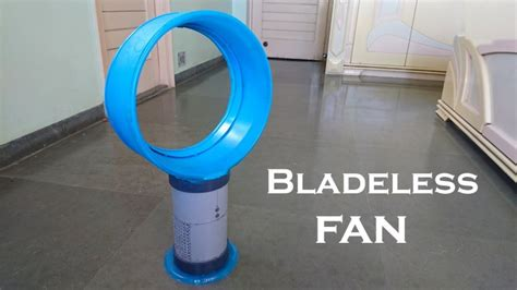 how do bladeless fans work make a simple bladeless fan using a cheap plastic bucket