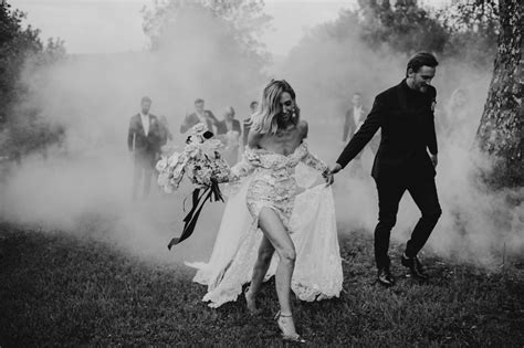 black and white wedding photography edit hooray mag
