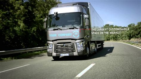 renault trucks renault trucks t unique selling points