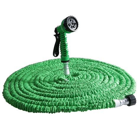 Garden Hose Expandable 7 In 1 Spray Gun Expandable Garden Hose Magic
