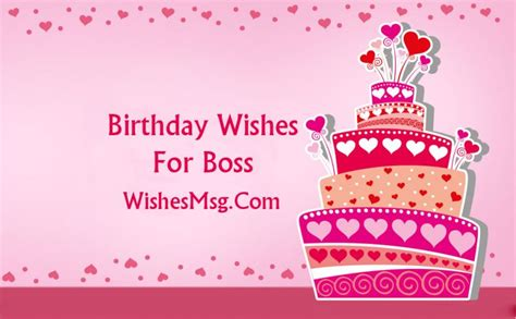 birthday wishes  boss formal  funny messages wishesmsg