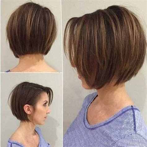 bob haircuts for thin hair pinterest 15 short hairstyles for straight fine hair short