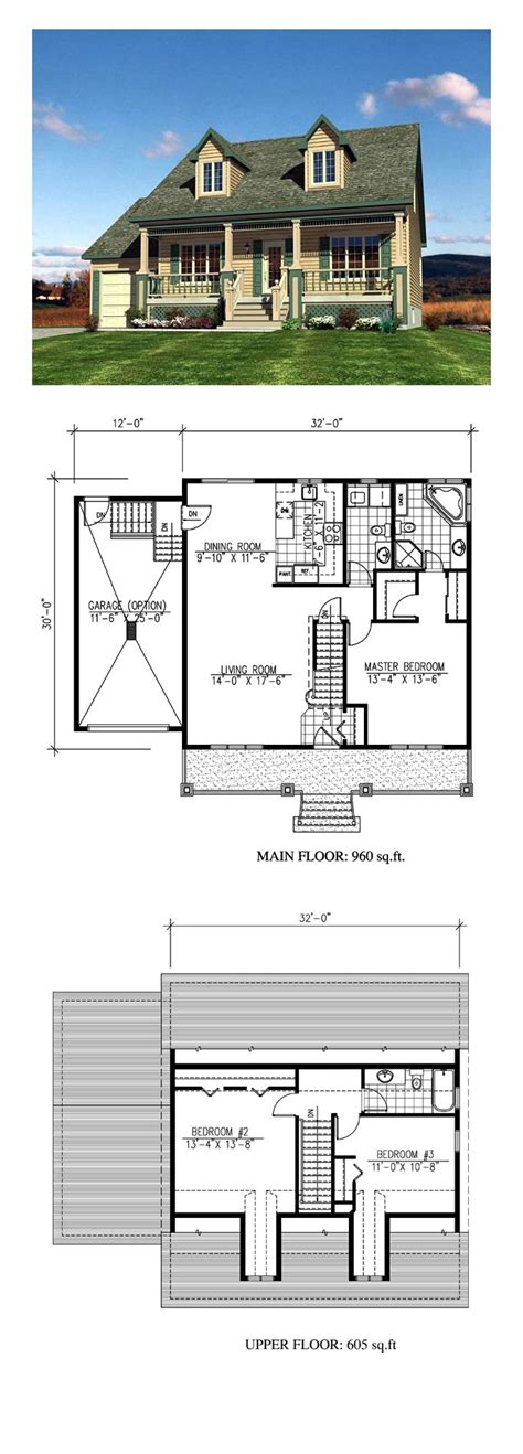 Cape Cod 2nd Floor Plans Second Floor Plans Pennwest Homes Cape Cod Style Modular