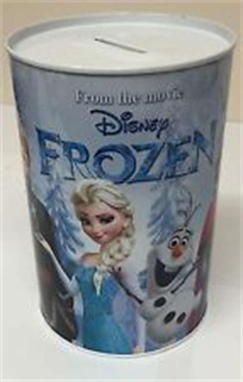 Celengan Frozen Disney Elsa Piggy Bank Money Box Doll Pvc disney piggy bank ebay