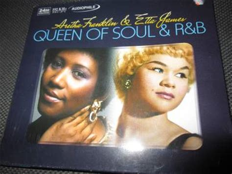 Cd Audiophile Sting The Last Ship Usa aretha franklin and etta of soul r b