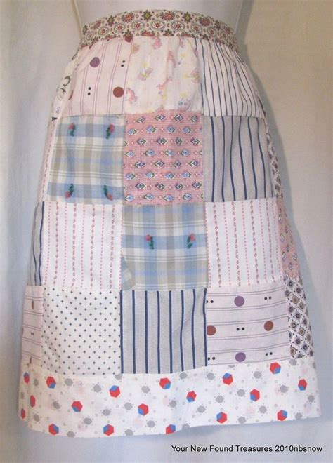Patchwork Apron Pattern - 66 best images about patchwork aprons on