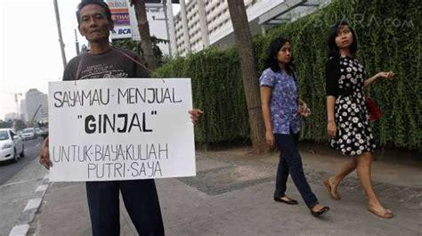Sabung Pinggang Oby Bali 1 kisah seorang ayah yang sanggup jual buah pinggang demi