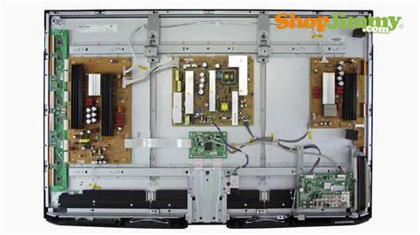 Ysus Ysustain Y Lcd Plasma 42 Inch Lg 42pa4500 42pn4500 Lg Plasma Tv Repair Part Number Identification Guide For