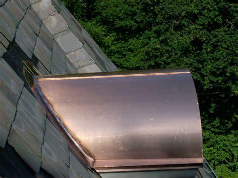Copper Dormers For Roofs custom copper barrel dormer standing seam roof