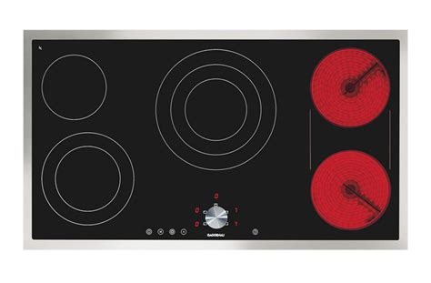 Glass Cooktops glass ceramic cooktop ce 491