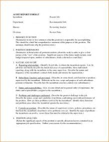 Report Essay by 5 Business Report Format Authorizationletters Org