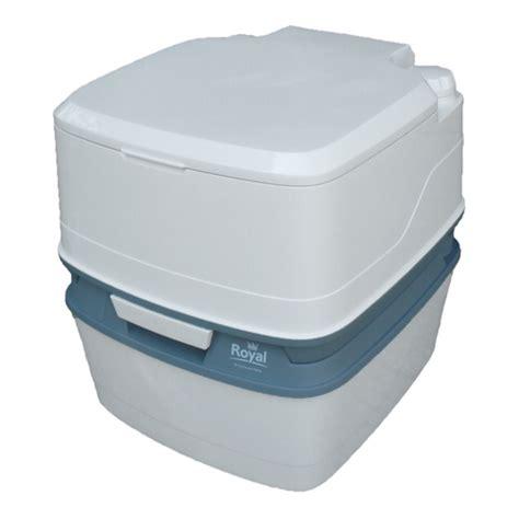 boat potty royal potti portable toilet sheridan marine