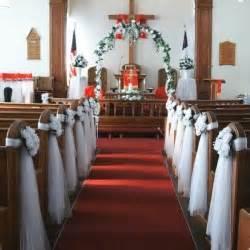 decoration eglise pour mariage photos