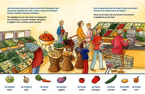 im supermarkt kinderbuch deutsch spanisch 3198495962 edition bi libri koth koth verlag supermarkt details