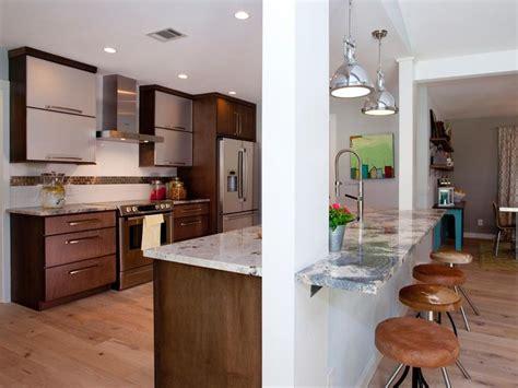beautiful pictures of kitchen islands hgtv s favorite best 25 galley kitchen island ideas on pinterest galley