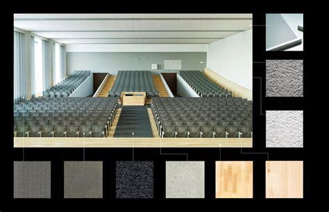 nuevo auditorio interior estado de brest universidad