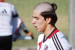 Galerry hairstyle undercut pemain bola