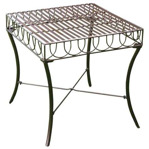 wrought iron side table outdoor wrought iron side table in patio side tables