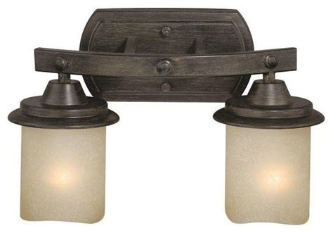 Rustic Bathroom Lights Halifax Bathroom Light Black Walnut Rustic Bathroom Vanity Lighting By Mylightingsource