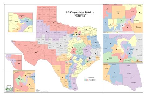 texas state senate district map tribpedia redistricting the texas tribune