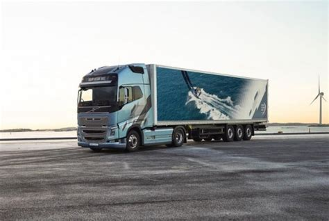 volvo truck parts sweden volvo trucks launches limited edition volvo ocean race