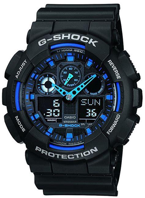 Casio G Shock Gax100 casio the g g shock ga 100 1a2er transport gratuit
