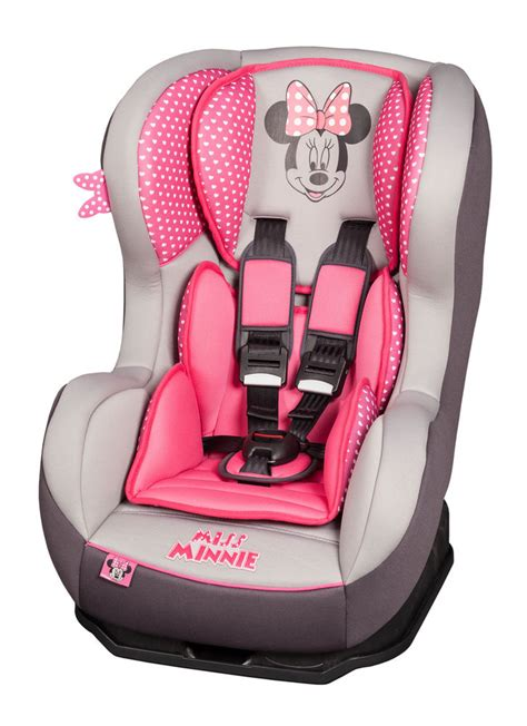 toddler car seat disney minnie mouse pink cosmo sp baby toddler reclining
